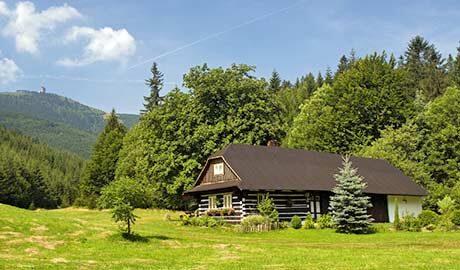 Ferienhaus & Ferienwohnung in Tschechien finden