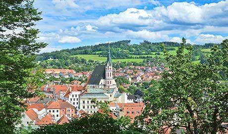 Last Minute Ferienhaus in Tschechien finden
