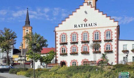 Rathaus in Waidhofen an der Thaya